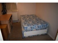 Pair of small double beds and mattresses for £5 (collection only)