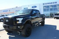 2015 Ford F-150 XLT SPORT 4X4 NEW 6 ROUGH COUNTRY LIFT *LEATHER*