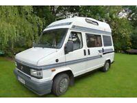 1993 Talbot Rambler Express Autosleeper Camper Van
