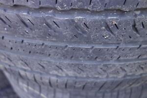 245 55 19 Set, set of 4 Bridgestone.