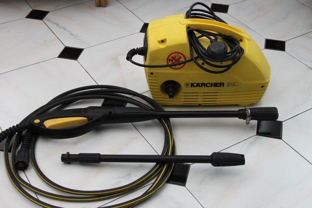 Karcher 310 Pressure Washer In Bulkington Warwickshire
