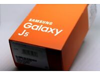 Samsung Galaxy J5 8GB SIM-Free Smartphone - Black