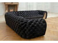 Exclusive Designer Chesterfield Corner Sofa