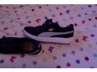 Puma Dallas Training shoes size 7