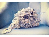 BRIDE BOUQUET £80 ONO