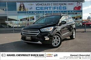 2018 Ford Escape SEL SEL CUIR/TOIT PANORAMIQUE/NAVIGATION