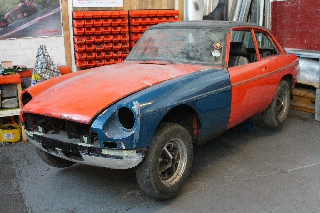 MGB GT Project | in Leicester, Leicestershire | Gumtree