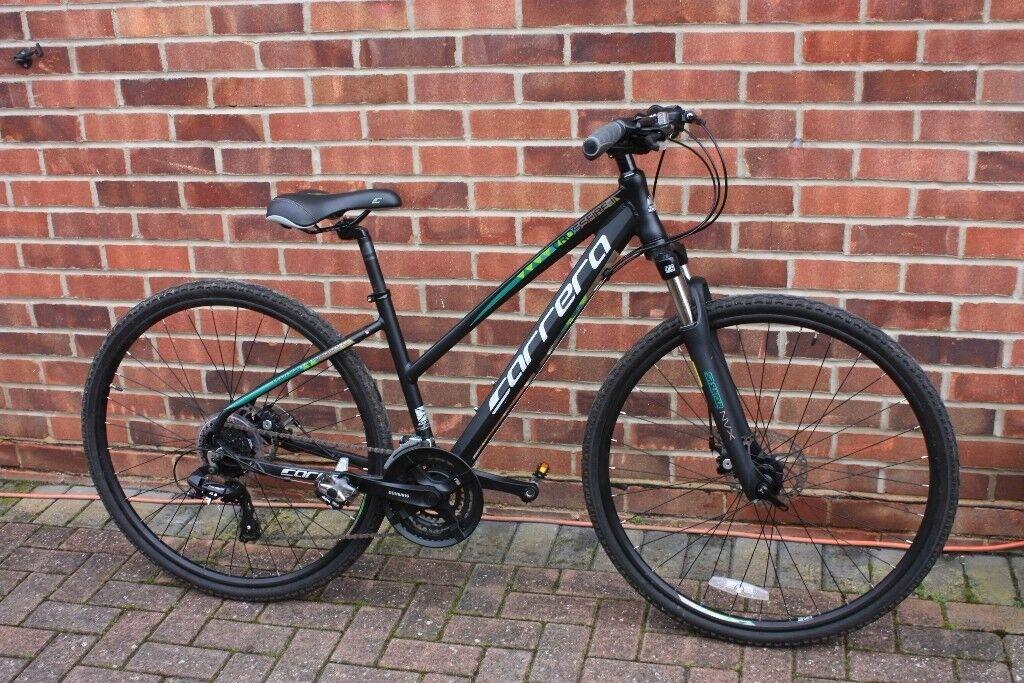 Carrera Crossfire 2 Womens Hybrid Bike | in Yateley, Hampshire | Gumtree