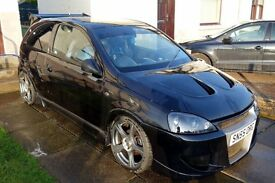 2005/2006 Vauxhall Corsa 1.4 SXI Twinport *low mileage*