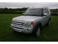 2009 LAND ROVER DISCOVERY Commercial 2.7 AUTO