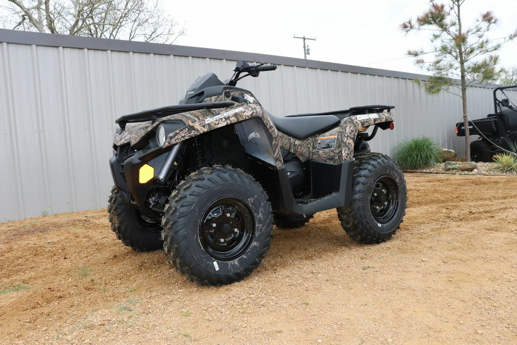 2020 Can-Am® Outlander™ DPS™ 450 Mossy Oak Break-up Country Cam