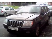 BARGAIN JEEP FOR SALE up£900 ONO 07393882441