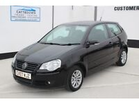 Volkswagen Polo 1.4 S 3dr £3,095 p/x welcome *1 PREV OWNER* *FINANCE AVAILABLE* *BRAND NEW SERVICE*