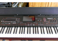 Korg Pa4X Keyboard With Extras in immaculate condition