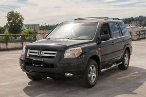 2008 Honda Pilot SE Langley Location, DVD