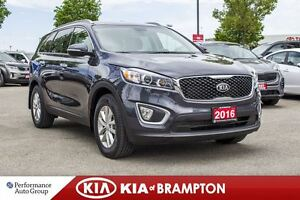 2016 Kia Sorento LX|PARKING SENSOR|BLUETOOTH|SAT RDIO|CRUISE CTR
