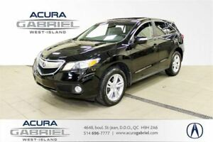 2015 Acura RDX AWD TECH PAKG CUIR+TOIT+NAVI+BLUETOOTH+CAMERA+++