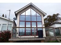 House to rent, One bedroom ( Double ) Chalet style, modern open plan living