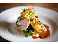 Chef de Partie, pub/restaurant - Danehill, 20k pa, approx 5k tips, 4.5 day week, live-in