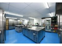 NEW Commercial Kitchen for Rent
