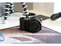 Sony A5100 Compact System *Mirrorless* Camera with 16-50mm OSS Lens