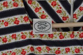 Vintag LAURA ASHLEY Tea Dress Excellent Condition Size 12