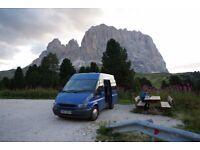 Ford transit Campervan/Stealth Motorhome