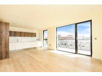 A stunning two-bedroom apartment, new build development, concierge gym, St Joseph's Street, SW8