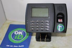 FINGER PRINT SCANNER – U300-C is an innovative bio-metric fingerprint reader