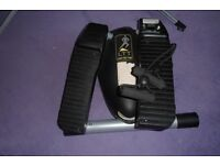 LATERAL THIGH TRAINER COMES WITH POWER CORDS AND MANUAL FOR SALE