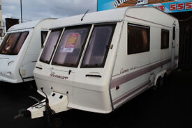 Bessacarr Cameo 1990 4 Berth Caravan £1900
