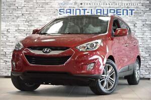 2014 Hyundai Tucson **TOIT PANO** CUIR** ** AWD*LIMITED