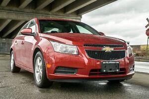 2012 Chevrolet Cruze LT Turbo LANGLEY LOCATION