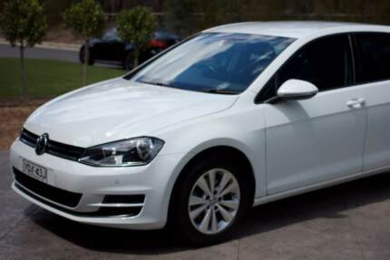 2014 volkswagon golf 90tsi comfortline | cars, vans & utes