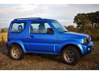 Suzuki jimny 2003 for spares or repair