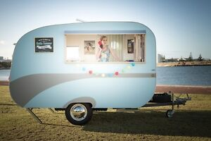 1950 Bondwood Replica Caravan Bunbury Bunbury Area Preview