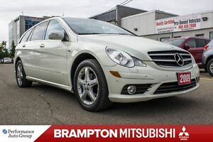 2009 Mercedes-Benz R-Class R320 Bluetec|7 PASS|LEATHER|ROOF|ALLO