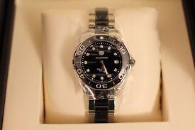 TAG Heuer Aquaracer Diamond Ladies Watch WAY131C.BA0913
