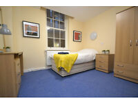 A range of newly refurbished studio flats located in Fitzrovia with all the bills included.