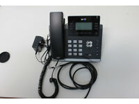 BT T41P PHONE - YEALINK IP PHONE IN NEW CONDITION