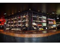 Part time bar staff required for the Wenlock and Essex in Islington