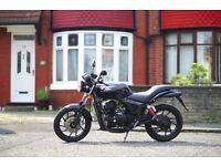 AJS NAC 12 125 cc motorcycle - 4558 miles BRILLIANT BIKE