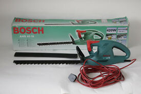 Bosch AHS 42-16 hedge trimmer