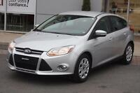 2012 Ford Focus SE Auto HATCHBACK, PARFAITE CONDITION!!