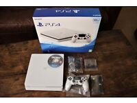 PS4 Slim 500GB with new COD