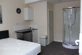 Studio Flat in Doncaster Town Centre to Let