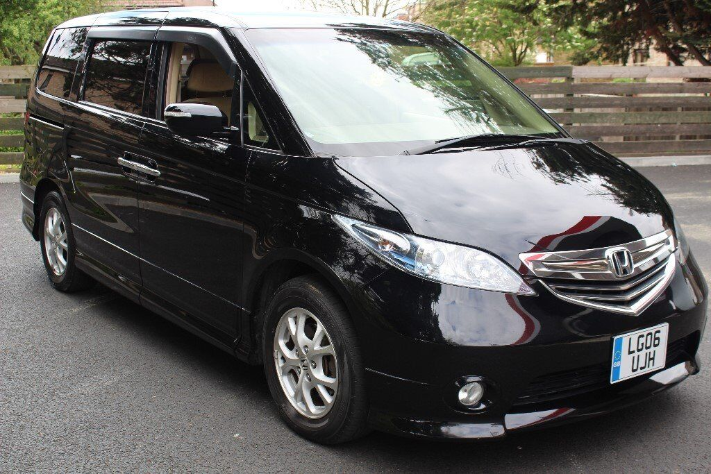 HONDA ELYSION G AERO 2.4 AUTO 8 SEATER MPV FRESH IMPORT 2006 FACELIFT