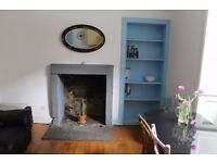Cute and bijou self-contained flat for one or a couple in central Edinburgh