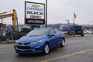 2016 Chevrolet Cruze SUNROOF, APPLE CAR PLAY, LOW MILEAGE