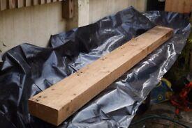 Reclaimed Timber Purlin Joist